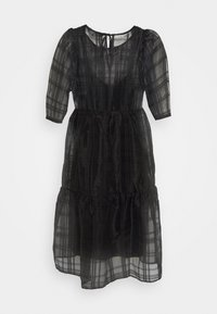 Vero Moda - VMVAVA DRESS - Vestito estivo - black - 4