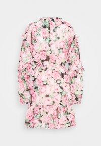 Vero Moda - VMCLEO SHORT DRESS  - Vestito estivo - light pink - 1