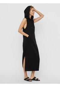 Vero Moda - Vestito di maglina - black - 1