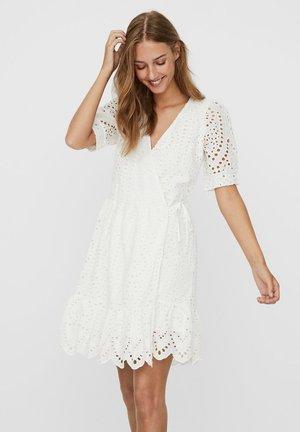 MINIKLEID WICKEL - Day dress - snow white
