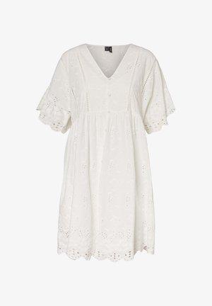 Day dress - snow white