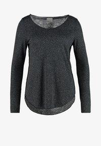 Vero Moda - VMLUA  - Top sdlouhým rukávem - black - 6