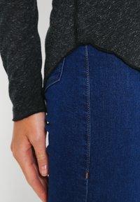 Vero Moda - VMLUA  - Top sdlouhým rukávem - black - 5
