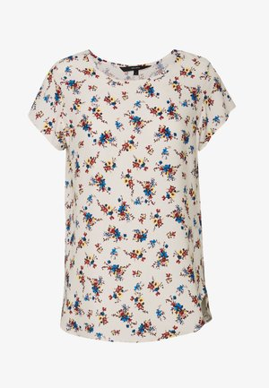 VMBOCA BLOUSE PRINTED - Bluser - birch/kissey