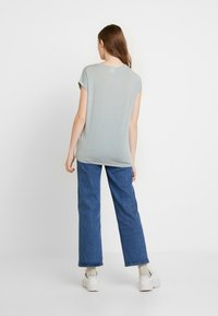 Vero Moda - VMAVA  - T-shirt basic - slate - 2