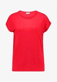 Vero Moda - VMAVA PLAIN - T-shirt basic - chinese red - 3