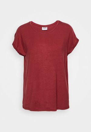 VMAVA PLAIN - T-shirt basic - tibetan red