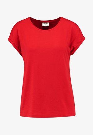 VMAVA PLAIN - T-shirt basique - goji berry