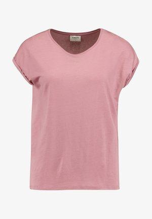 VMAVA PLAIN - Camiseta básica - mesa rose