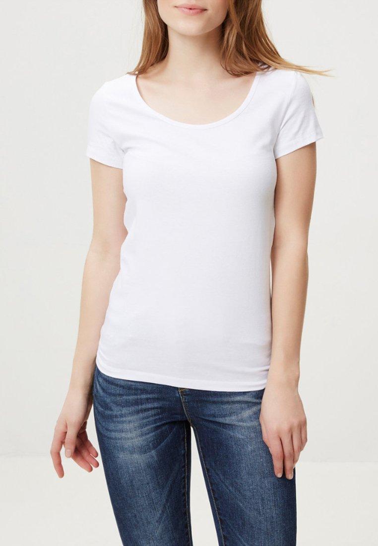 Vero Moda - 2 PACK - T-Shirt basic - white