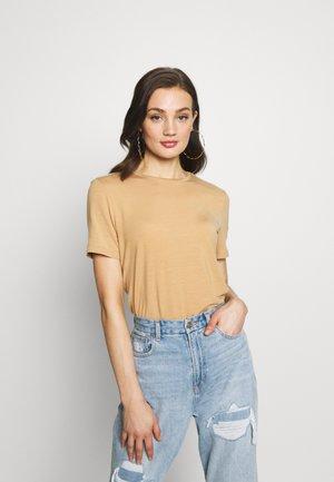 VMAVA - T-shirts - tan