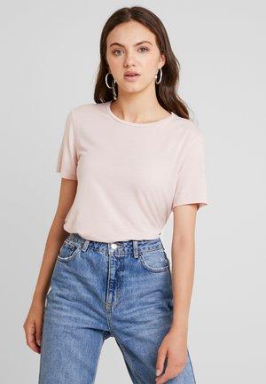 VMAVA - T-shirt basic - sepia rose