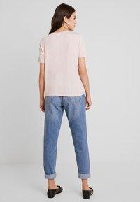 Vero Moda - VMAVA - T-shirt - bas - sepia rose - 2