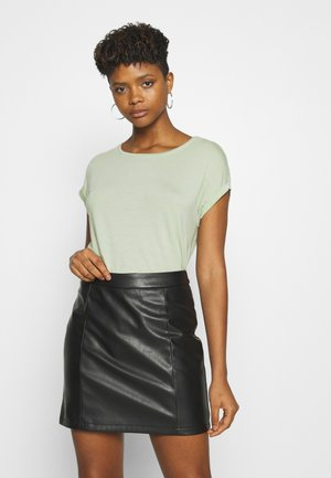 VMAVA PLAIN COLOR - T-shirt basic - laurel green