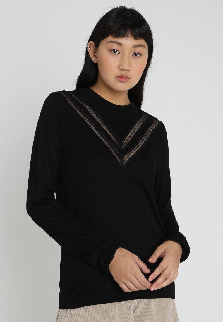 Vero Moda - VMBETTY - Langarmshirt - black