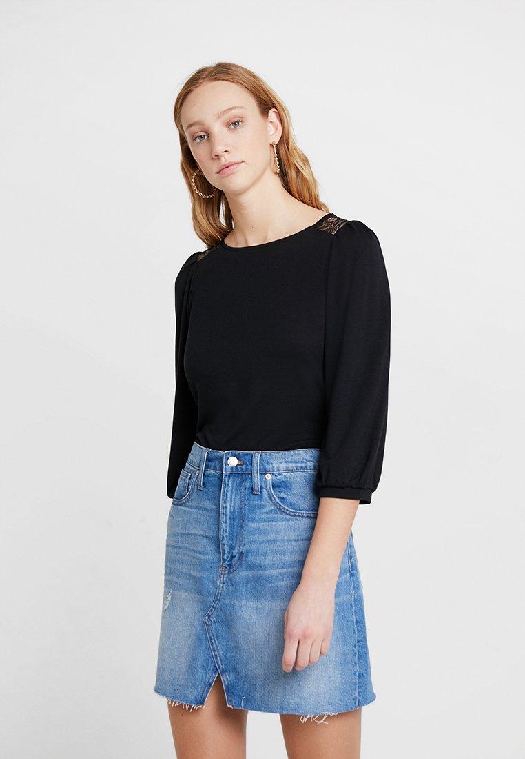 Vero Moda - VMPHILIPPA - T-shirts print - black
