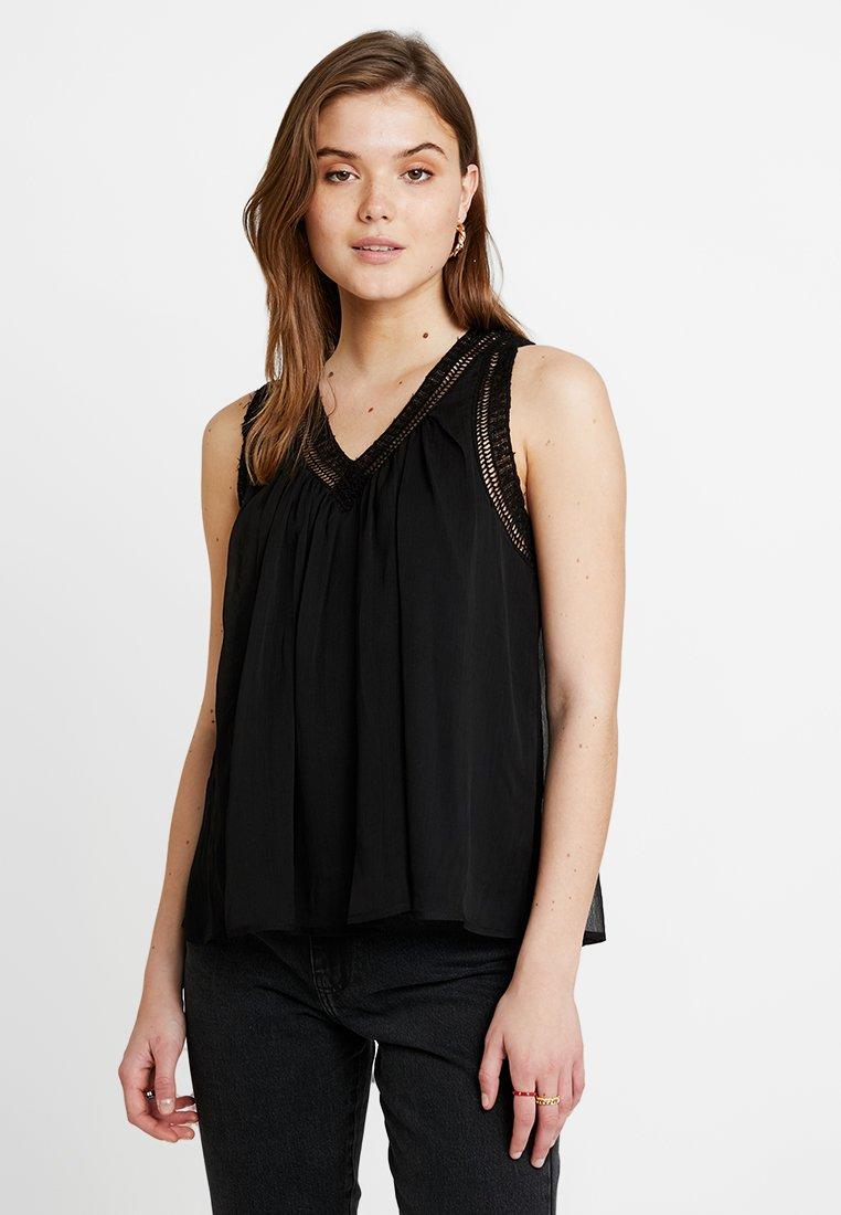Vero Moda - VMENJOY - Bluse - black