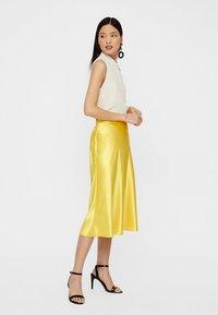 Vero Moda - REGULAR FIT - Overhemdblouse - birch - 1