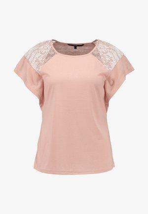 VMKASANDRA  - T-shirts med print - misty rose