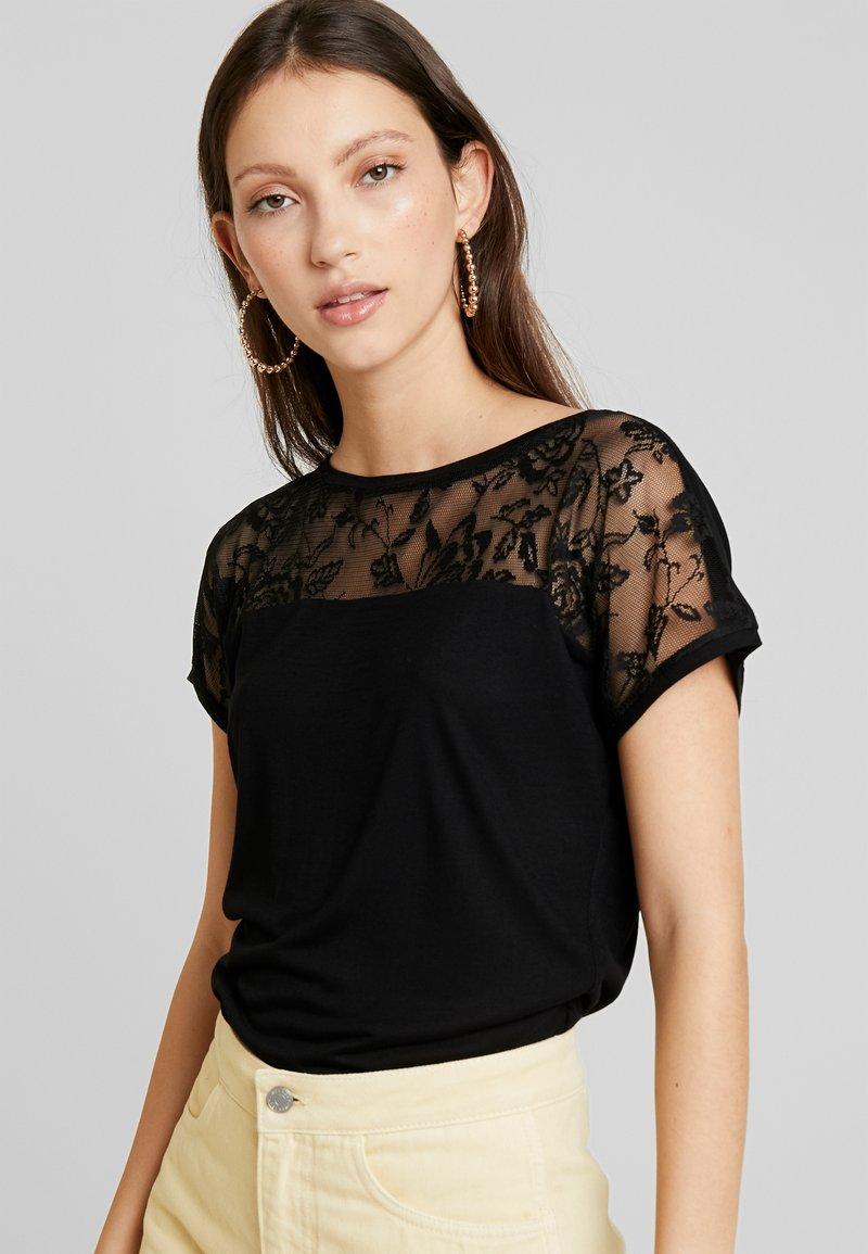 Vero Moda - VMANASTASIA - T-Shirt print - black