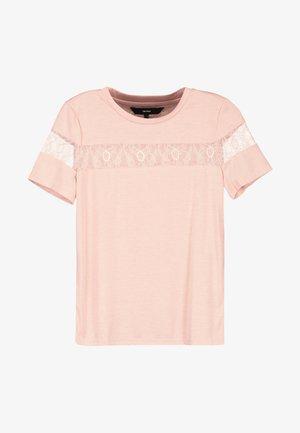 VMKASANDRA O NECK - T-shirts med print - misty rose