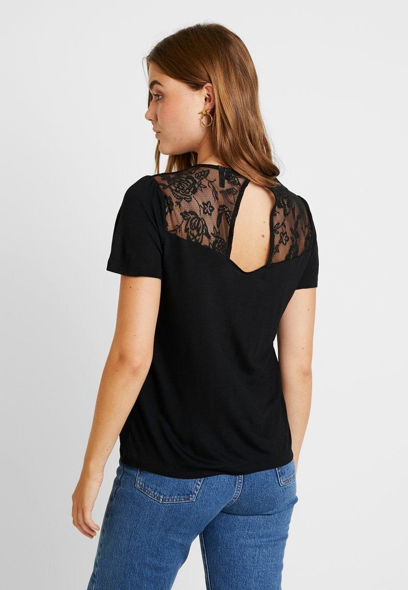 Vero Moda - VMROBIN - T-Shirt print - black