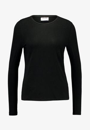 VMAVA - Long sleeved top - black