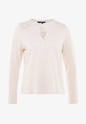 VMKATHRINE - Bluzka z długim rękawem - sepia rose