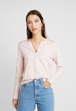 VMKATHRINE - Camiseta de manga larga - sepia rose