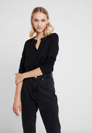 VMKATHRINE - T-shirt à manches longues - black