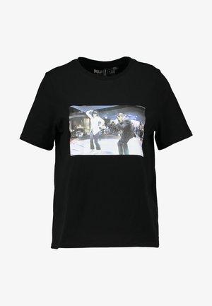 VMPULPFICTION - T-shirt z nadrukiem - black