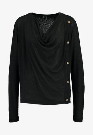 VMFIRENZEHONIE  - T-shirt à manches longues - black