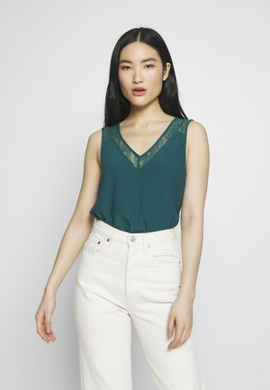 VMTHERESA S/L TOP - Top - atlantic deep