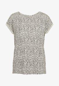 Vero Moda - VMAVA - T-shirts med print - birch/gokaldas - 4