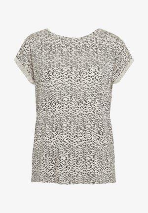 VMAVA - T-shirt print - birch/gokaldas