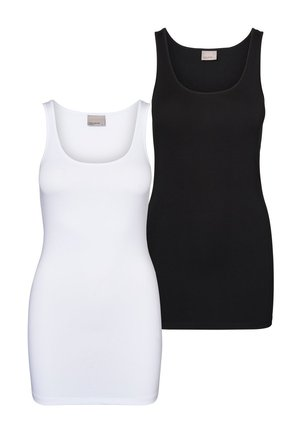 2PACK - Top - bright white 2