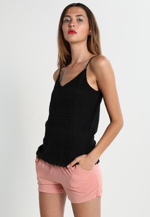 VMHONEY SINGLET - Topper - black