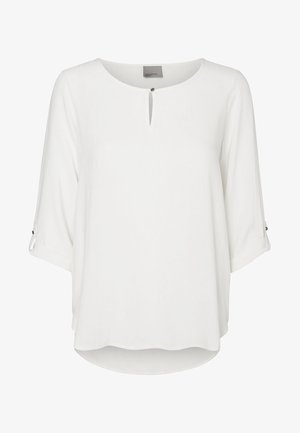 VMBUCI 3/4 FOLD UP - Blouse - Snow White