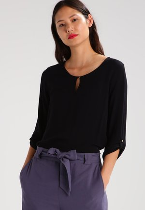 VMBUCI 3/4 FOLD UP - Blouse - black