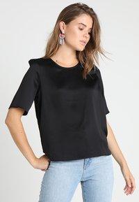 Vero Moda - Blusa - black - 0