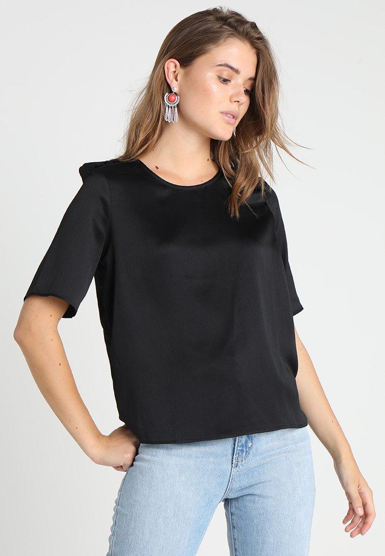 Vero Moda - Blusa - black