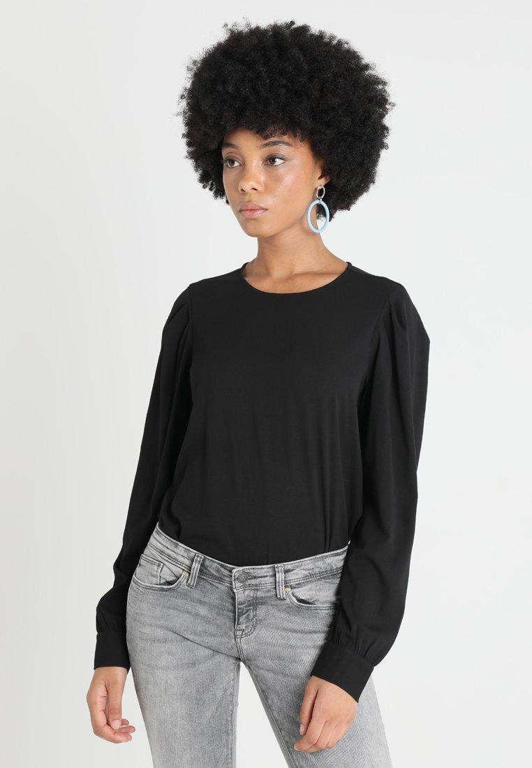 Vero Moda - VMCELINA - Bluse - black