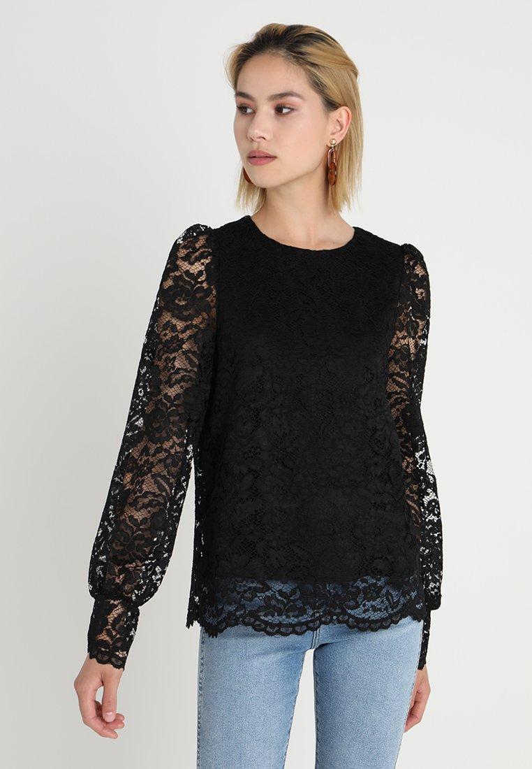 Vero Moda - VMAMBER - Blouse - black