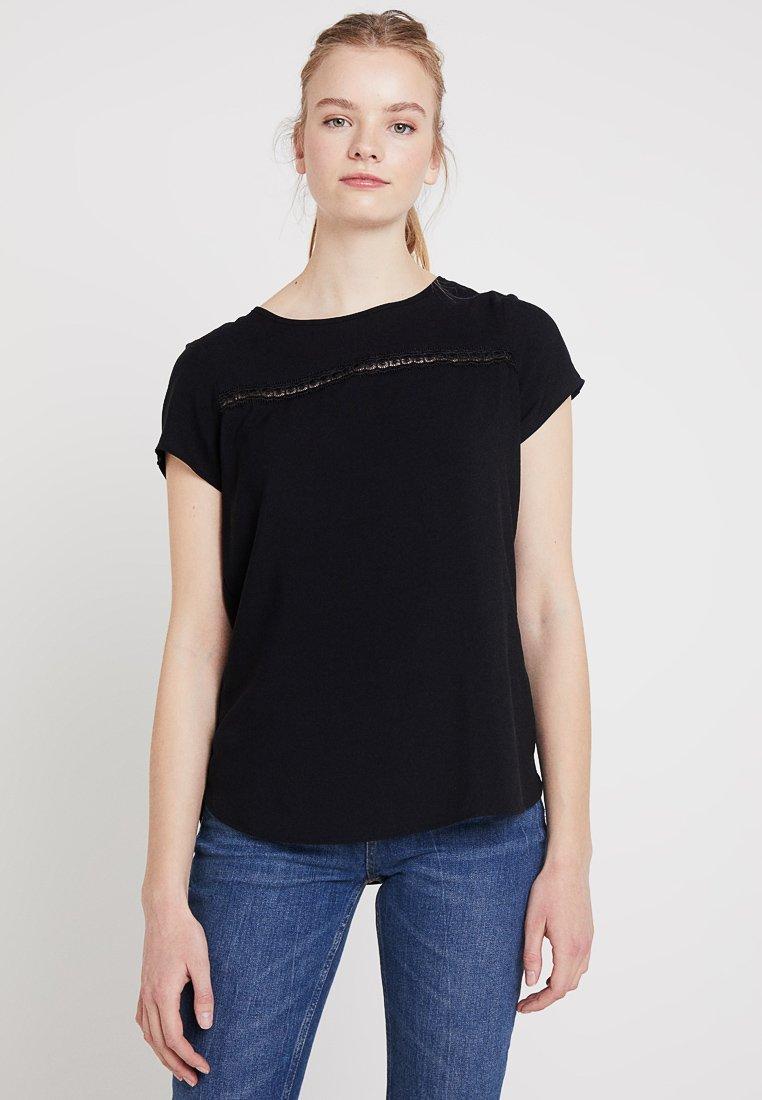 Vero Moda - VMBEATRICE - Bluse - black