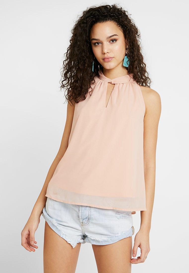 Vero Moda - REGULAR FIT - Blusa - misty rose