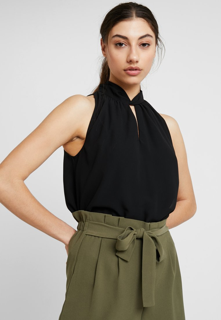 Vero Moda - REGULAR FIT - Blouse - black