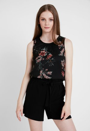 VMWONDA - Blouse - black/suki
