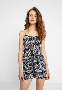 Vero Moda - VMSIMPLY EASY SINGLET - Top - night sky - 0