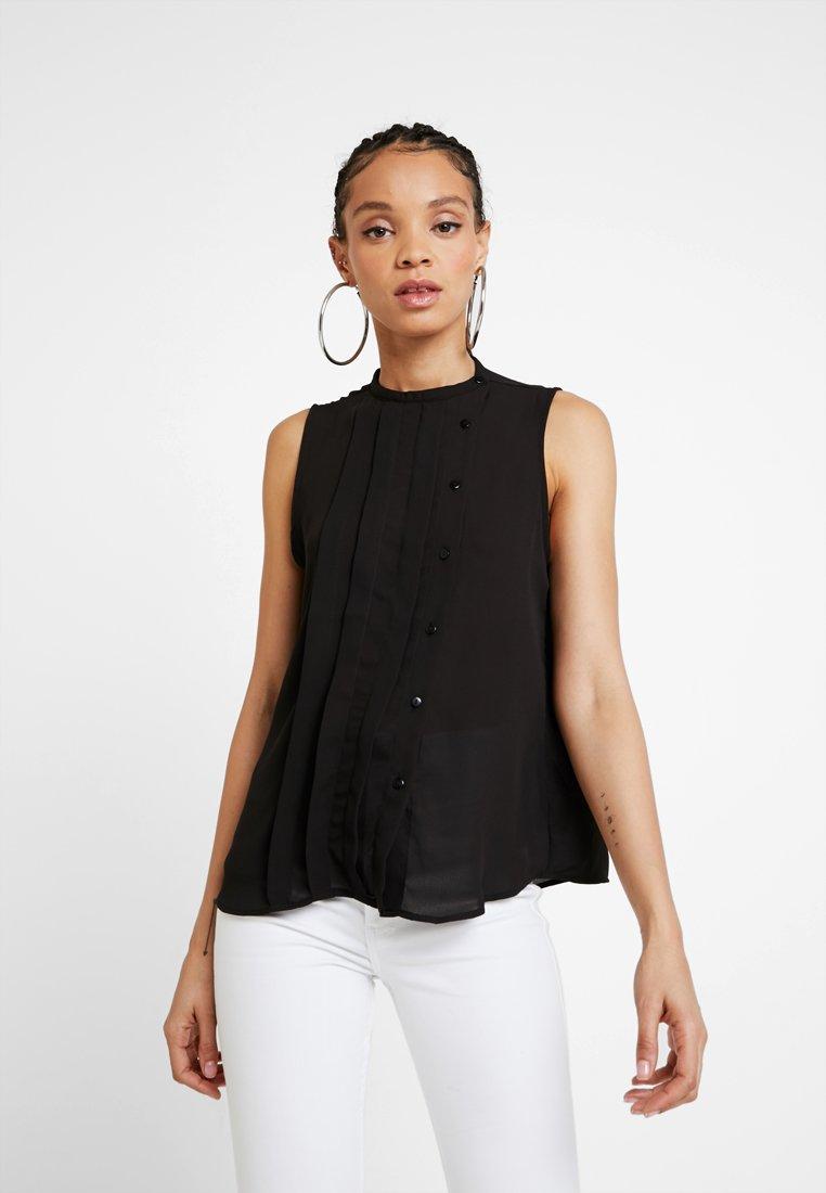 Vero Moda - VMHARMONIE - Bluse - black