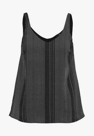 VMMIAMI SINGLET - Top - black/hilda